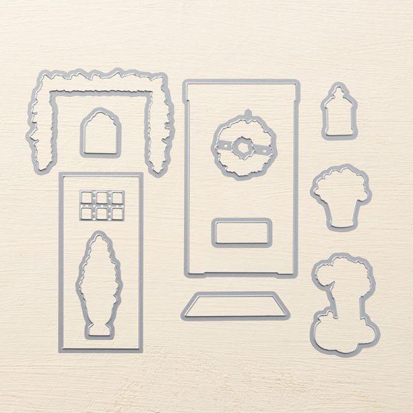 Framelits Formen Wie zu Hause