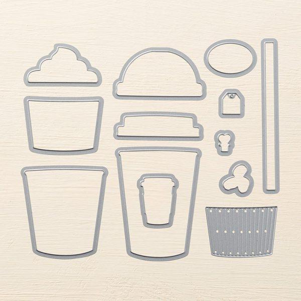Framelits Formen Kaffeebecher