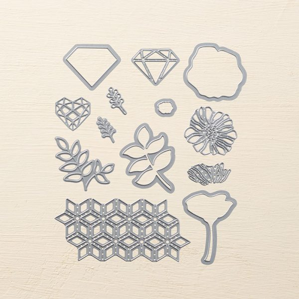 Thinlits Formen Kreative Vielfalt