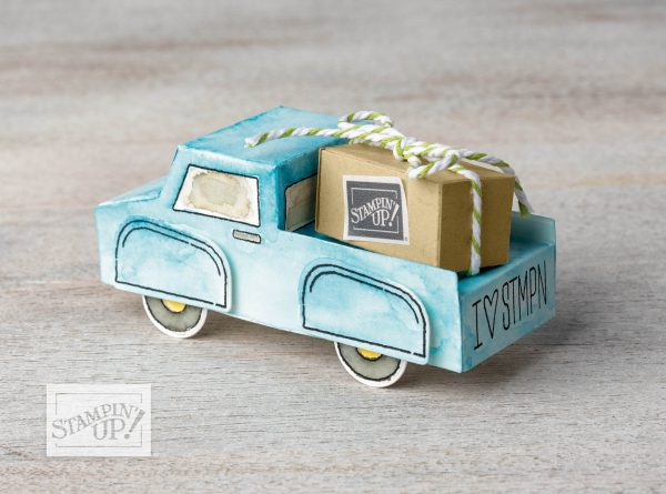 "Stampin´ Up! - Produktpaket ""Ride with me"""